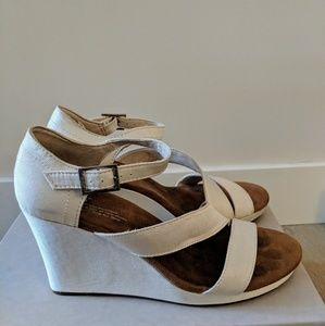 d8d52d5e1d64 Women s Bridal Shoes Wedges on Poshmark